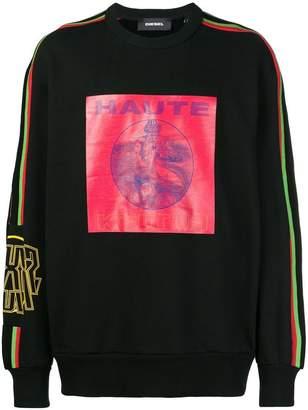 Diesel S-HENRY sweatshirt
