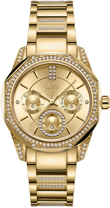 JBW Women's Marquis Diamond Watch