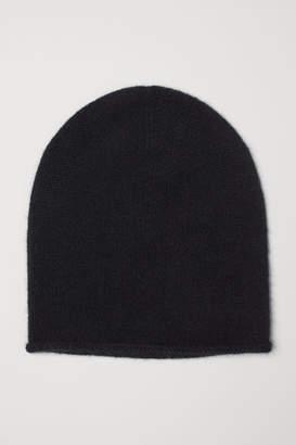 H&M Cashmere Hat - Black