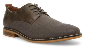 George Men's Mixed Material Oxford