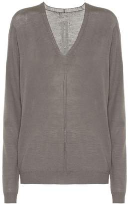 Rick Owens Virgin wool sweater