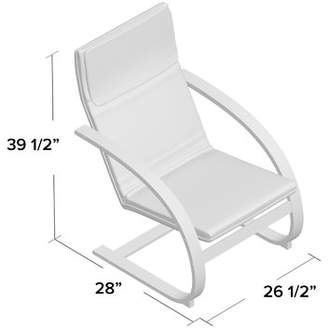 Ebern Designs Asellus Rocking Chair