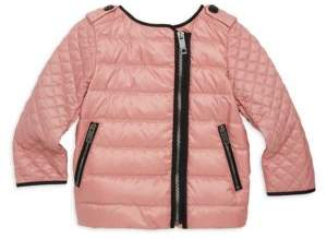 Burberry Baby's& Toddler's Showerproof Down-Filled Jacket