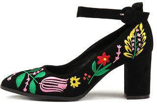 Django & Juliette New Arimple Womens Shoes Casual Sandals Heeled
