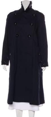 Dolce & Gabbana Long Embellished Coat