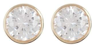 Cole Haan Round CZ Stud Earrings