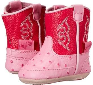 M&F Western Kids Baby Bucker Kinsley Cowboy Boots