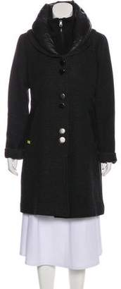 Soia & Kyo Wool Knee-Length Coat