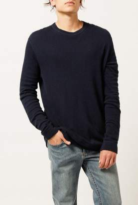 Naked & Famous Denim Slim Doubleface Crew Sweater