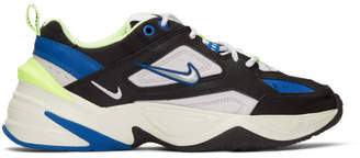 Nike Blue and Black M2K Tekno Sneakers