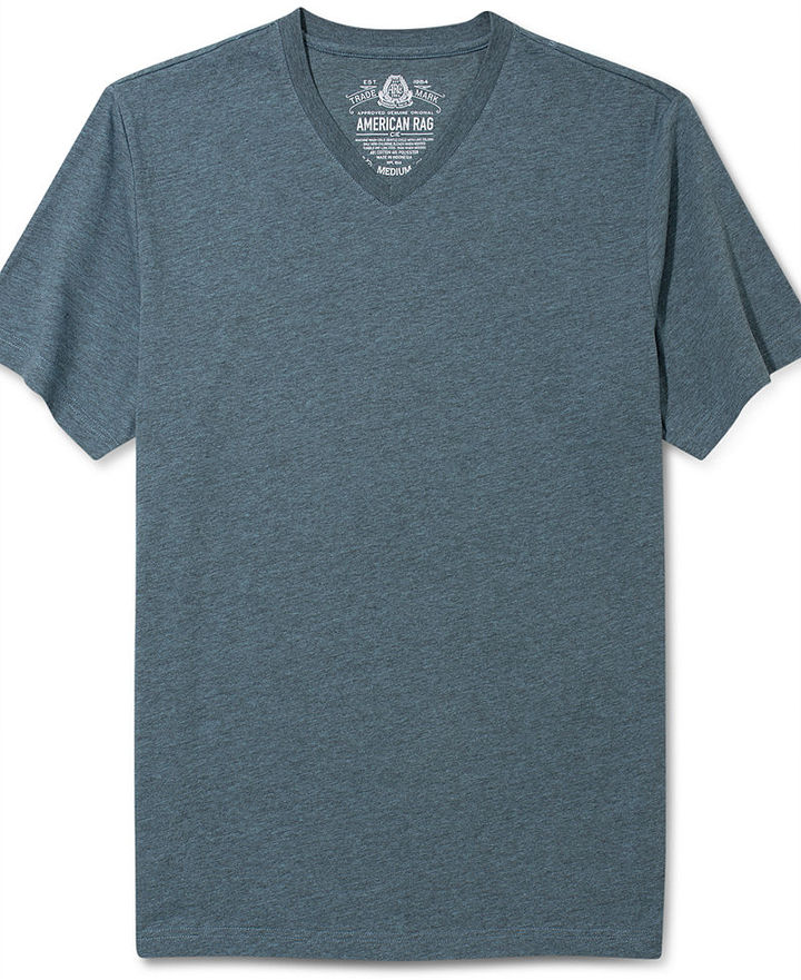 American Rag Shirt, Short Sleeve V Neck T Shirt