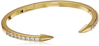 Nicole Miller New York Arrow Hinge Cuff Bracelet