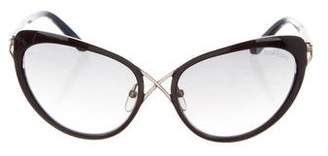 Tom Ford Daria Cat-Eye Sunglasses