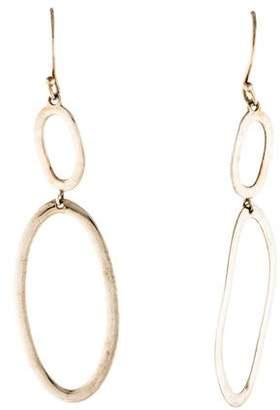 42230c8441fda Oval Link Earrings - ShopStyle