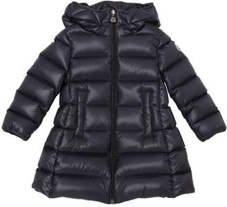 Moncler Suyen Nylon Down Coat