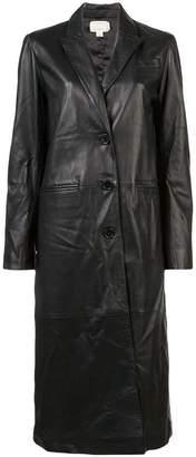 Nicole Miller reefer coat