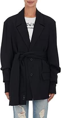 Ambush Women's Wool Oversized Belted Blazer