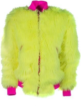 Alberta Ferretti Alberta Ferreti Fur Bomber Jacket