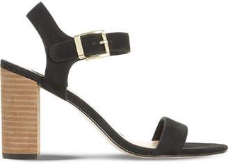 Dune Isobel nubuck sandals