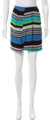 Missoni Patterned Mini Skirt