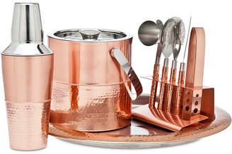 Godinger Copper Bar Tools Set