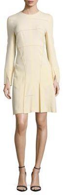 Max MaraSamara Solid Roundneck Dress