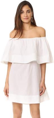 Apiece Apart Piper Petal Dress $295 thestylecure.com