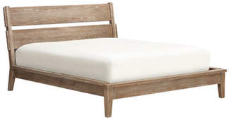 Union Rustic Madiun Platform Bed