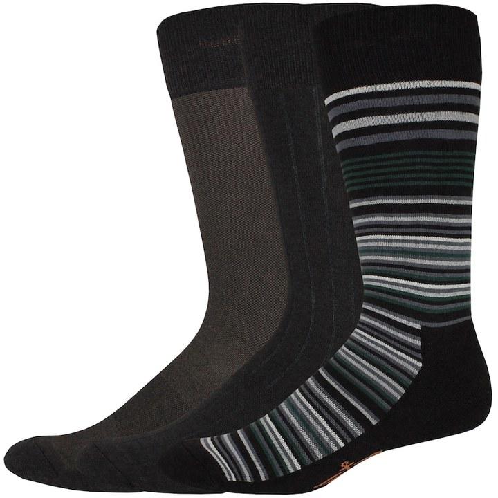 Dockers Men's Dockers® 3-pack Patterned Dress Socks