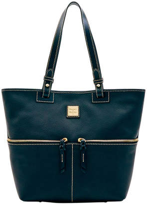 Dooney & Bourke Pebble Grain Convertible Shopper