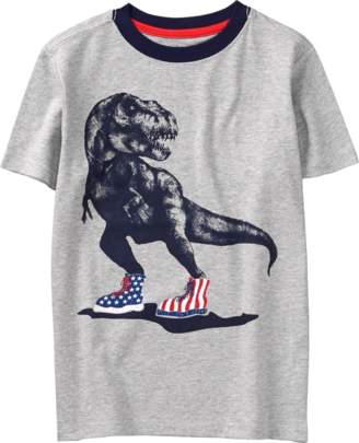 Gymboree USA Rex Tee
