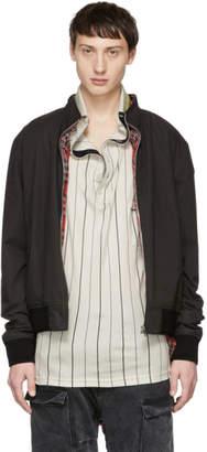 Y/Project Black Shirt Lining Jacket