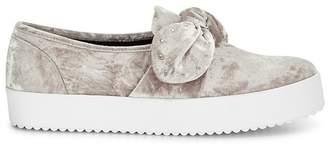 Rebecca Minkoff Velvet Stacey Sneaker
