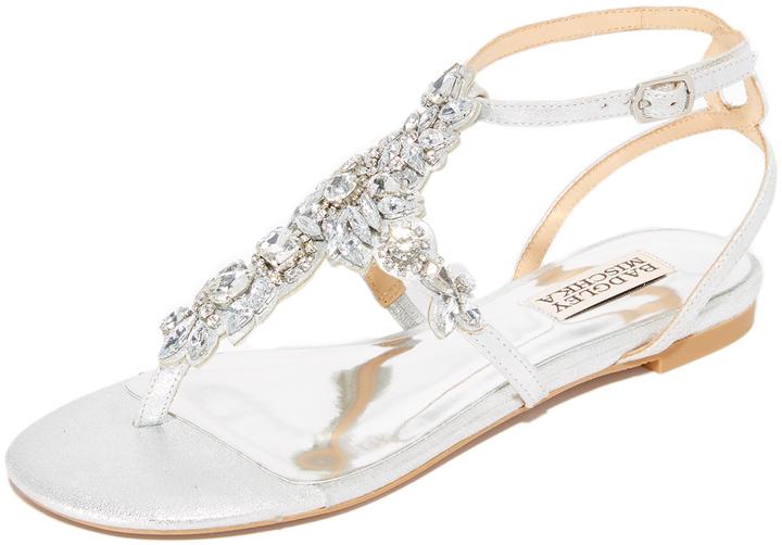 Badgley Mischka Cara II Sandals