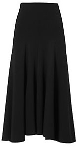 Derek Lam Flare Skirt: Black $850 thestylecure.com