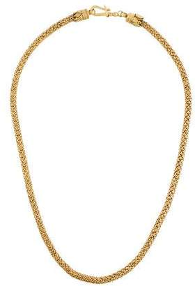 Laura Gibson Rope Chain Necklace