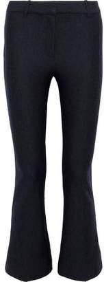 Derek Lam 10 Crosby Wool-Blend Kick-Flare Pants
