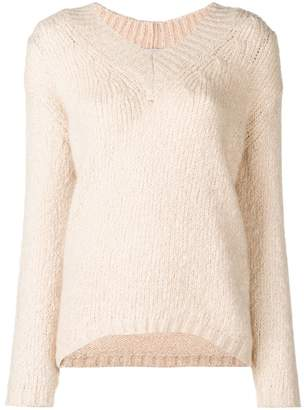 Forte Forte plain knit sweater