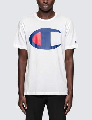 Champion Reverse Weave Oversized Logo S/S T-Shirt