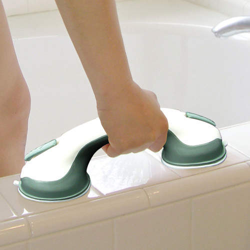 Trademark Home Collection Instant Bathroom and Household Safety Grab Bar