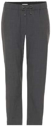 Brunello Cucinelli Wool-blend pants