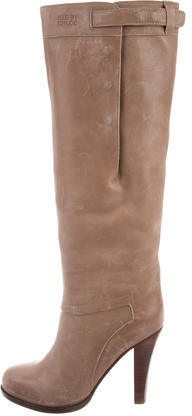 See By ChloeSee by Chloé Leather Knee-High Boots