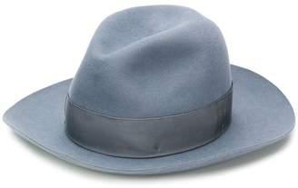 Borsalino ribbon hat