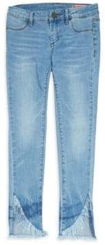 Blank NYC Girl's Sun Bleached Straight-Leg Jeans
