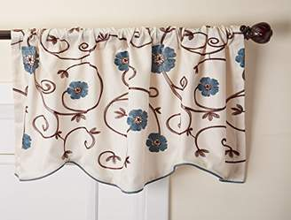Lush Decor Royal Garden Window Treatment Valance