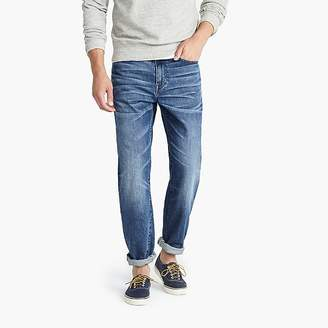 1040 Athletic-fit jean in stretch broken-in Japanese denim