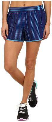 Under Armour UA Printed Perfect Pace Short Women's Shorts