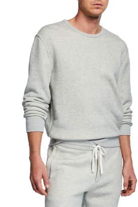 Vince Men's Long-Sleeve Crew Sweater