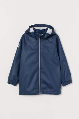 H&M Hooded Rain Jacket