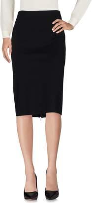 Armani Collezioni 3/4 length skirts